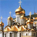 Cathedrale de l'Assomption Moscou